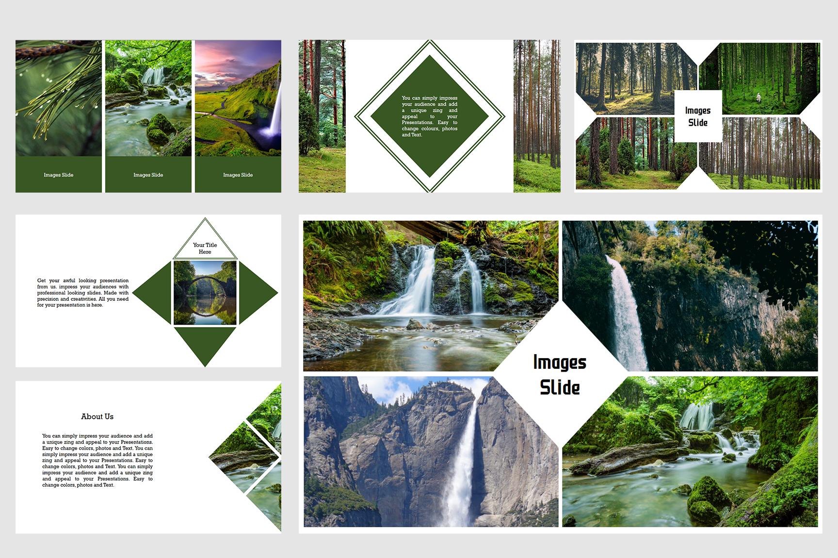 Nature Google Slide Presentations example image 6