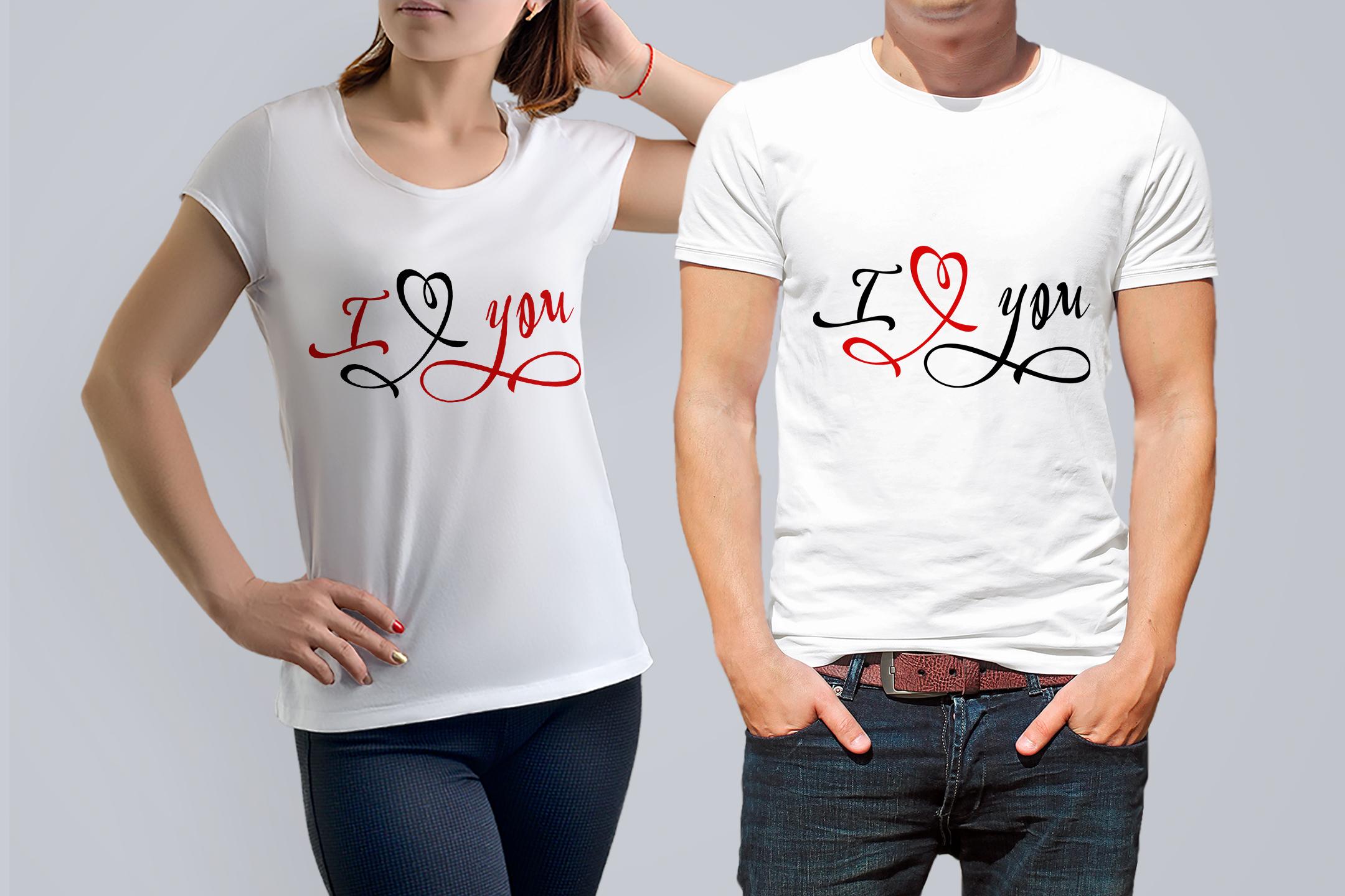 I love you svg Valentine svg Love heart svg example image 3