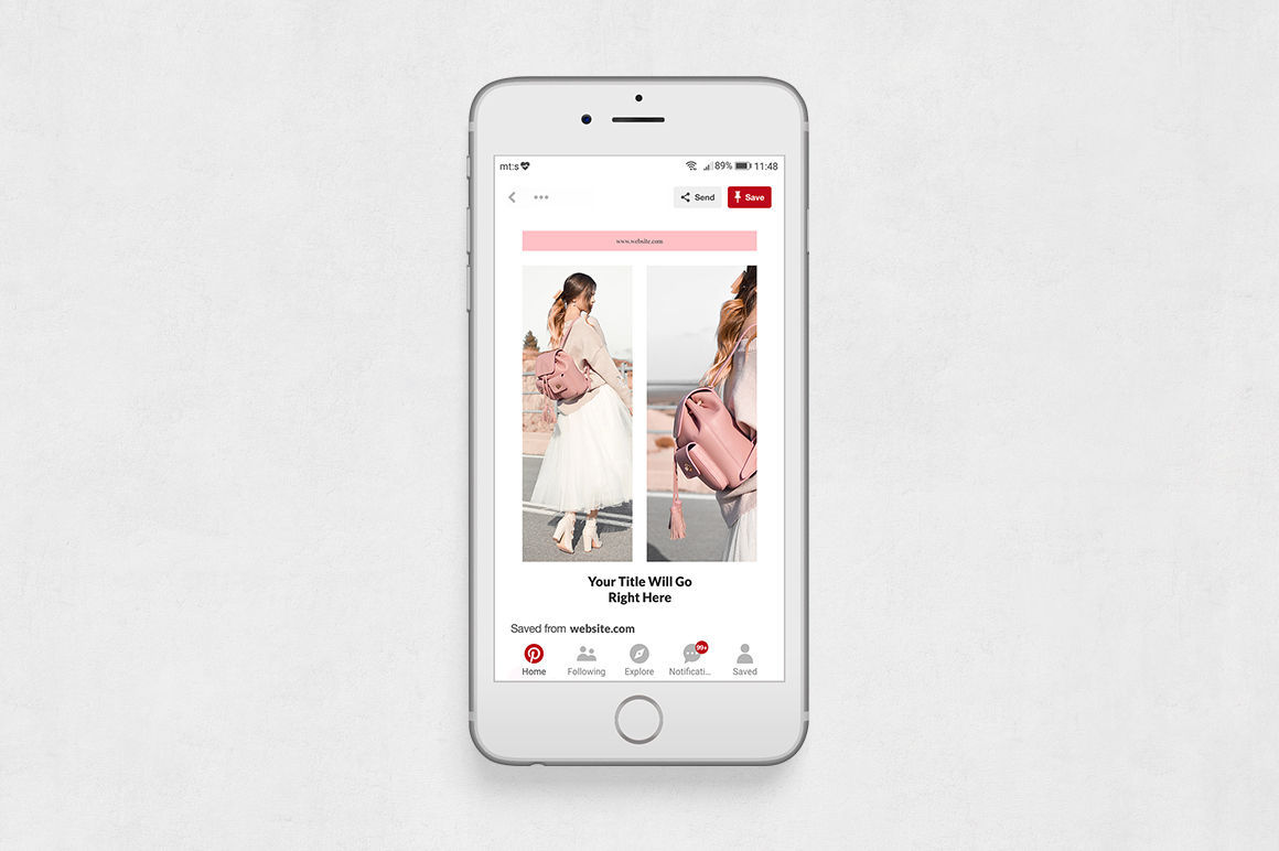 Dropshipping Pinterest Posts example image 6
