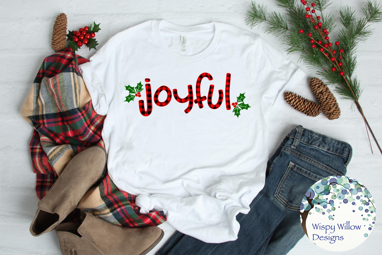 Buffalo Plaid Christmas Bundle SVG Cut Files example image 2