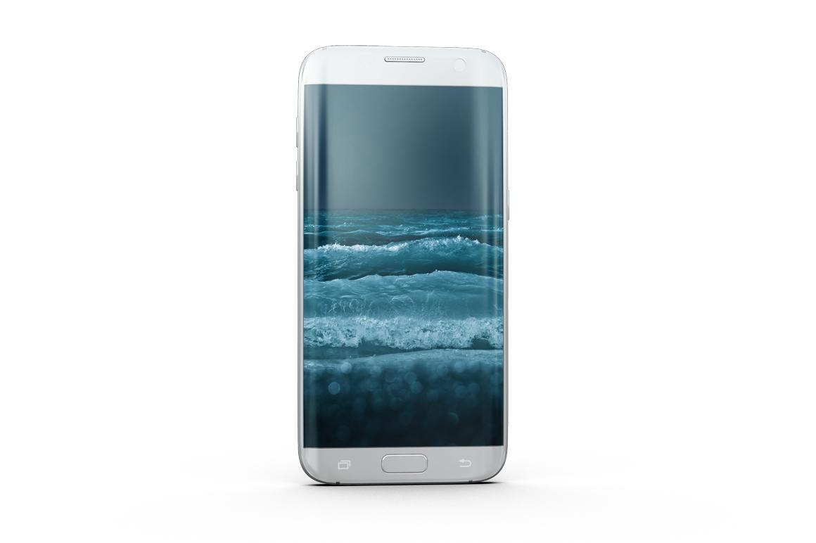 Samsung Galaxy S7 Edge Mockup example image 11
