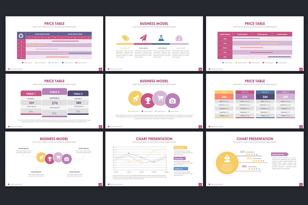 Creative business powerpoint template b design bundles creative business powerpoint template example image 2 flashek Gallery