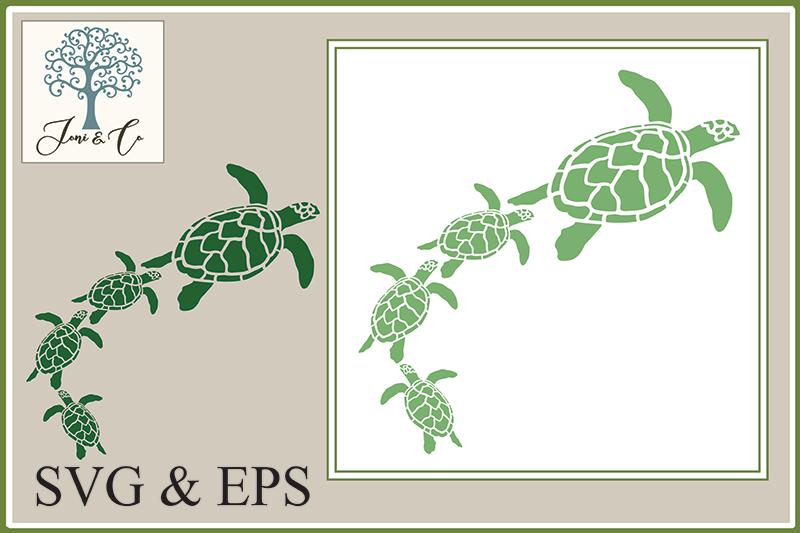 Sea Turtles example image 1