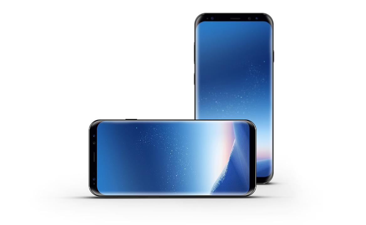 Samsung galaxy S8 mockup example image 3