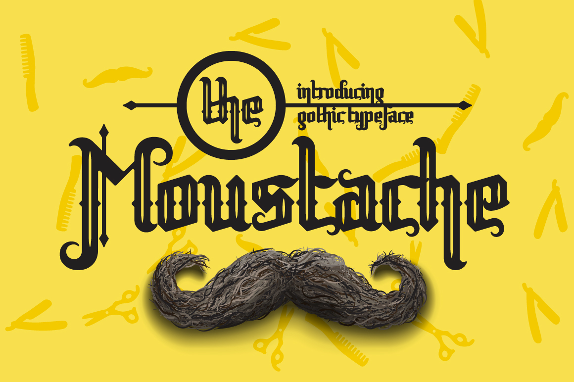 Moustache example image 1