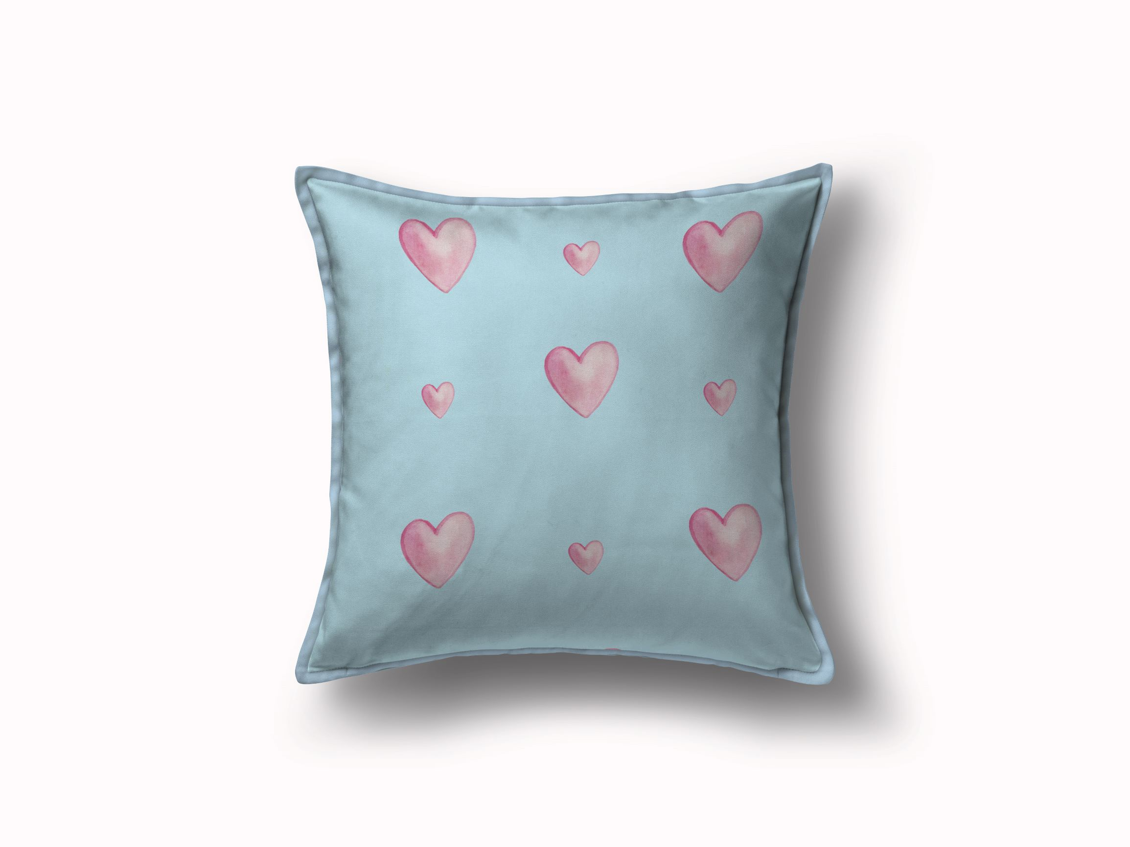 seamless patterns with hearts example image 3