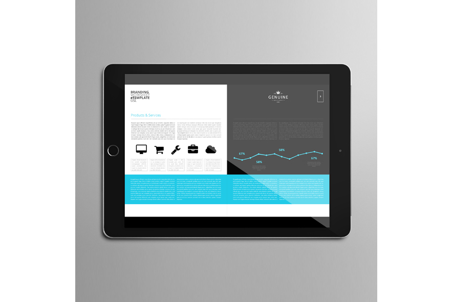 Branding Worksheet eTemplate USL example image 2