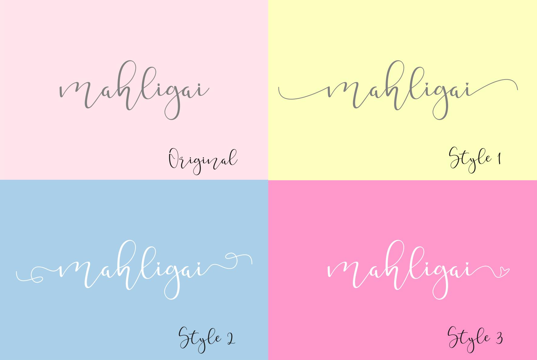 mahligai example image 2
