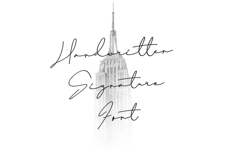 Dear Natha Handwritten Signature example image 2