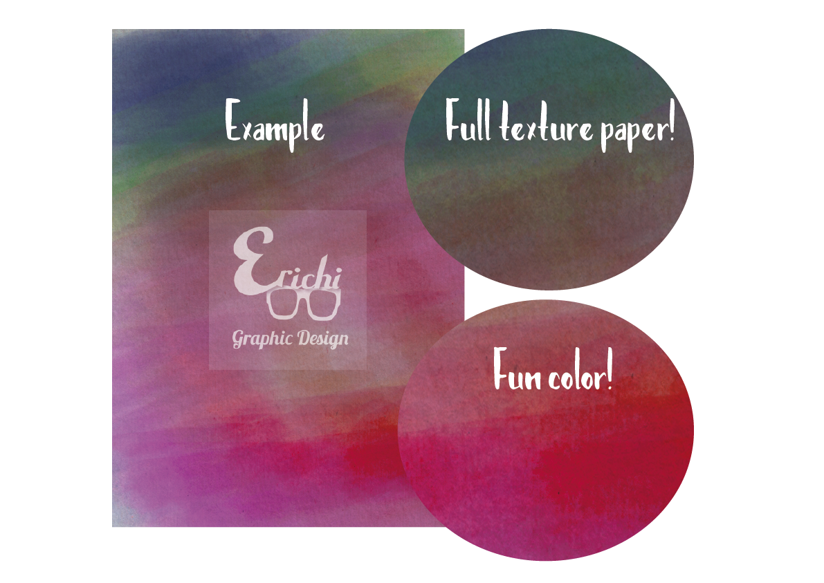 Watercolor Texture Pack example image 2