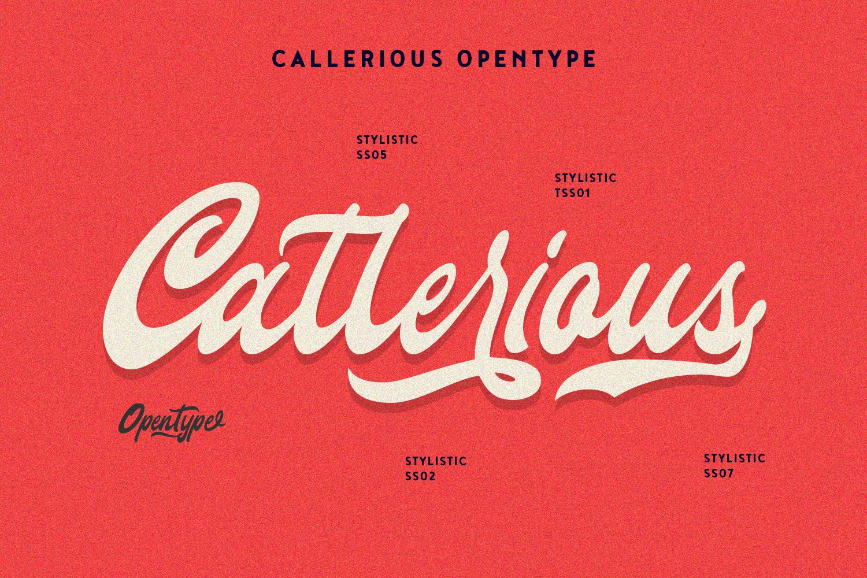 Callerious Script example image 6