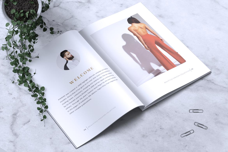 Pakean Minimal Lookbook/Magazine Fashion example image 5