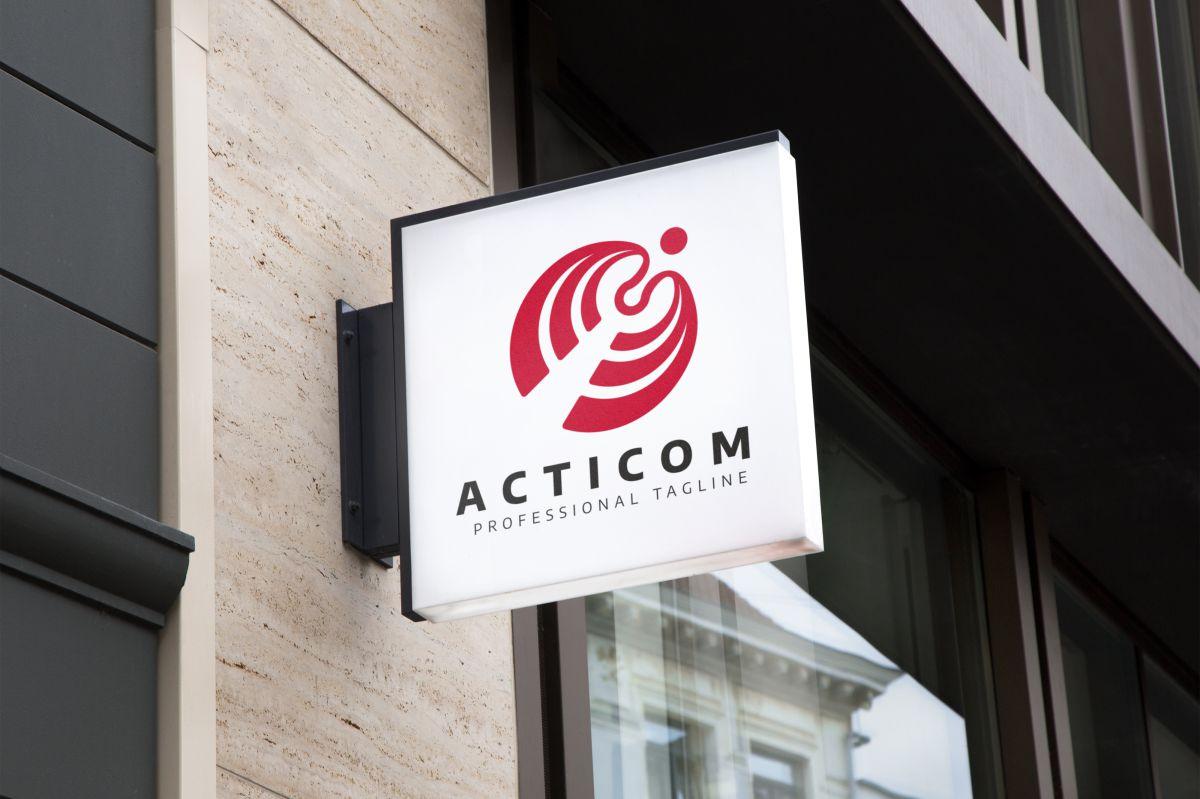 Active Human Logo example image 3