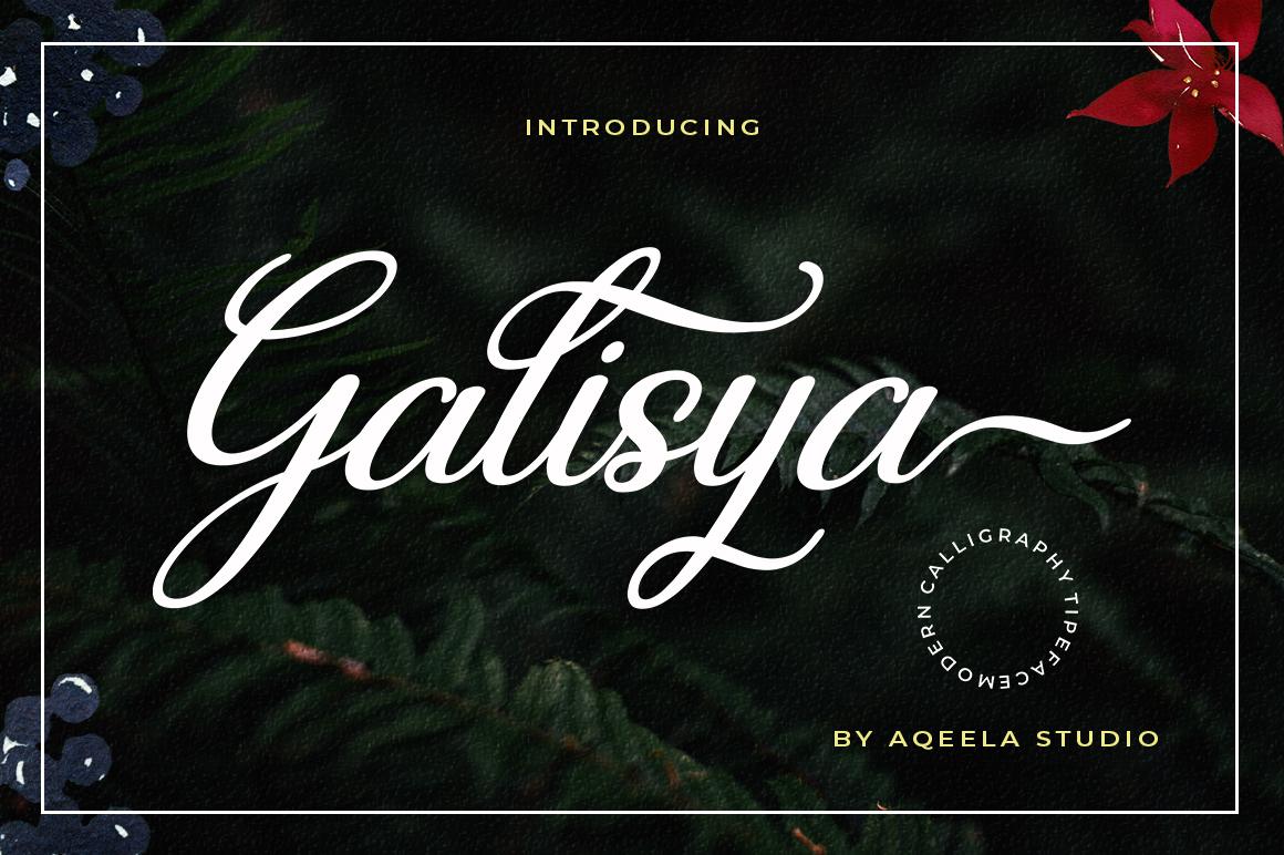 Galisya example image 1