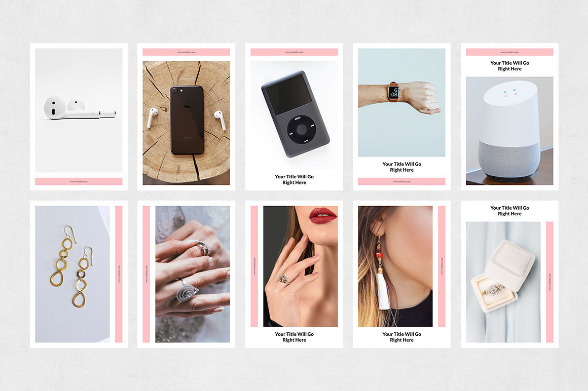 Dropshipping Pinterest Posts example image 7