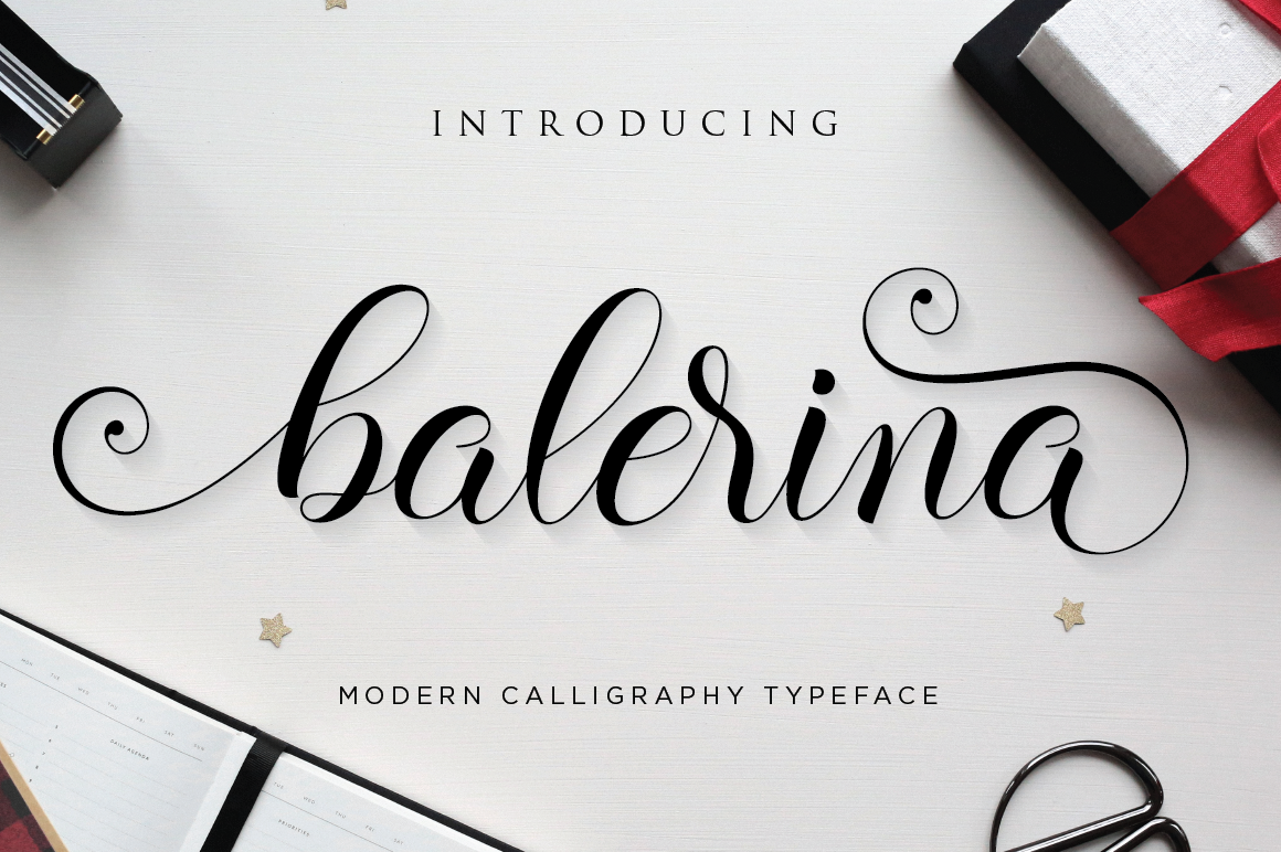 balerina script example image 1