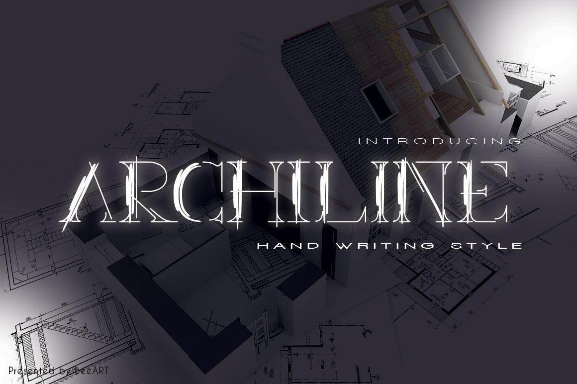 ARCHILINE example image 1