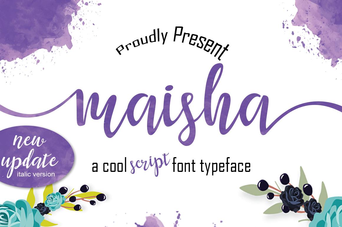 Maisha Script example image 1