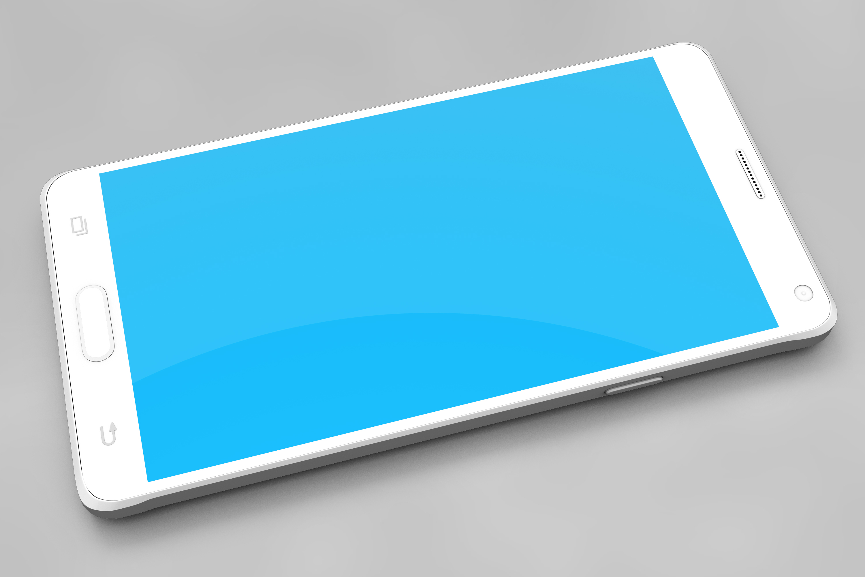 Samsung Galaxy Note 4 Mock-up example image 5