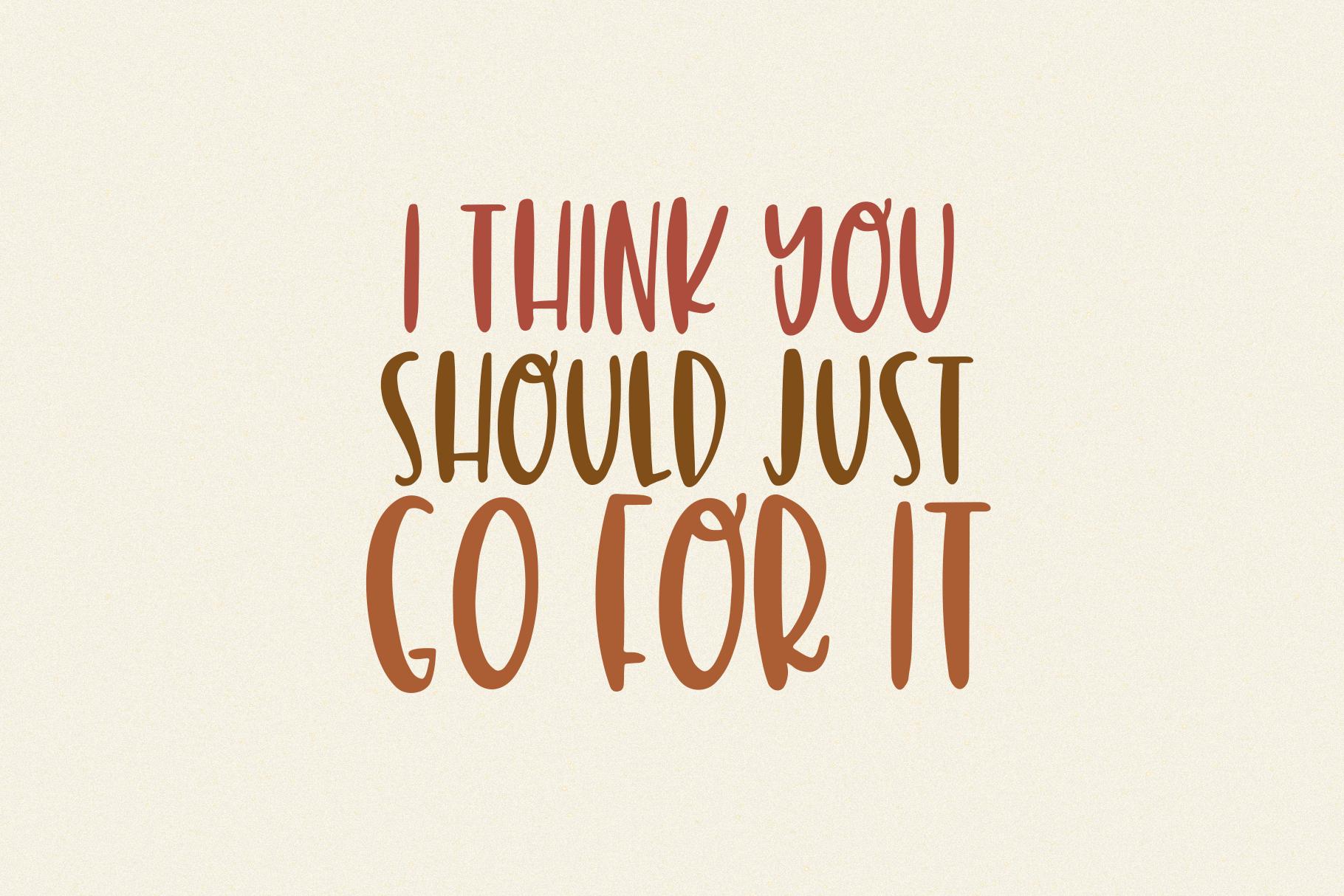 Lemon Cookies - A Fun Handwritten Font example image 12