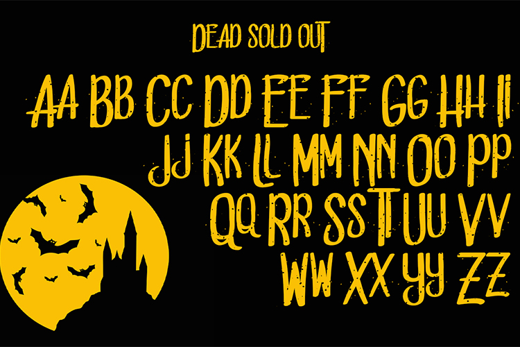 Dead sold example image 6