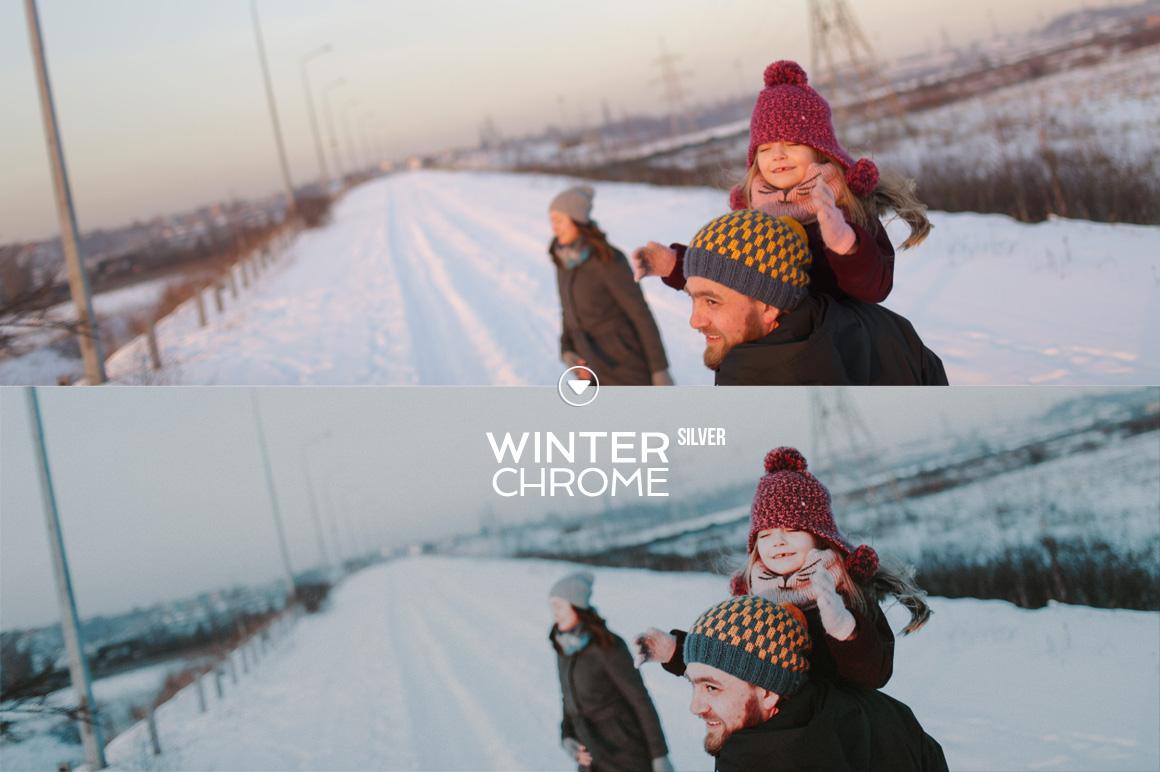 WinterChrome Lightroom Presets example image 5