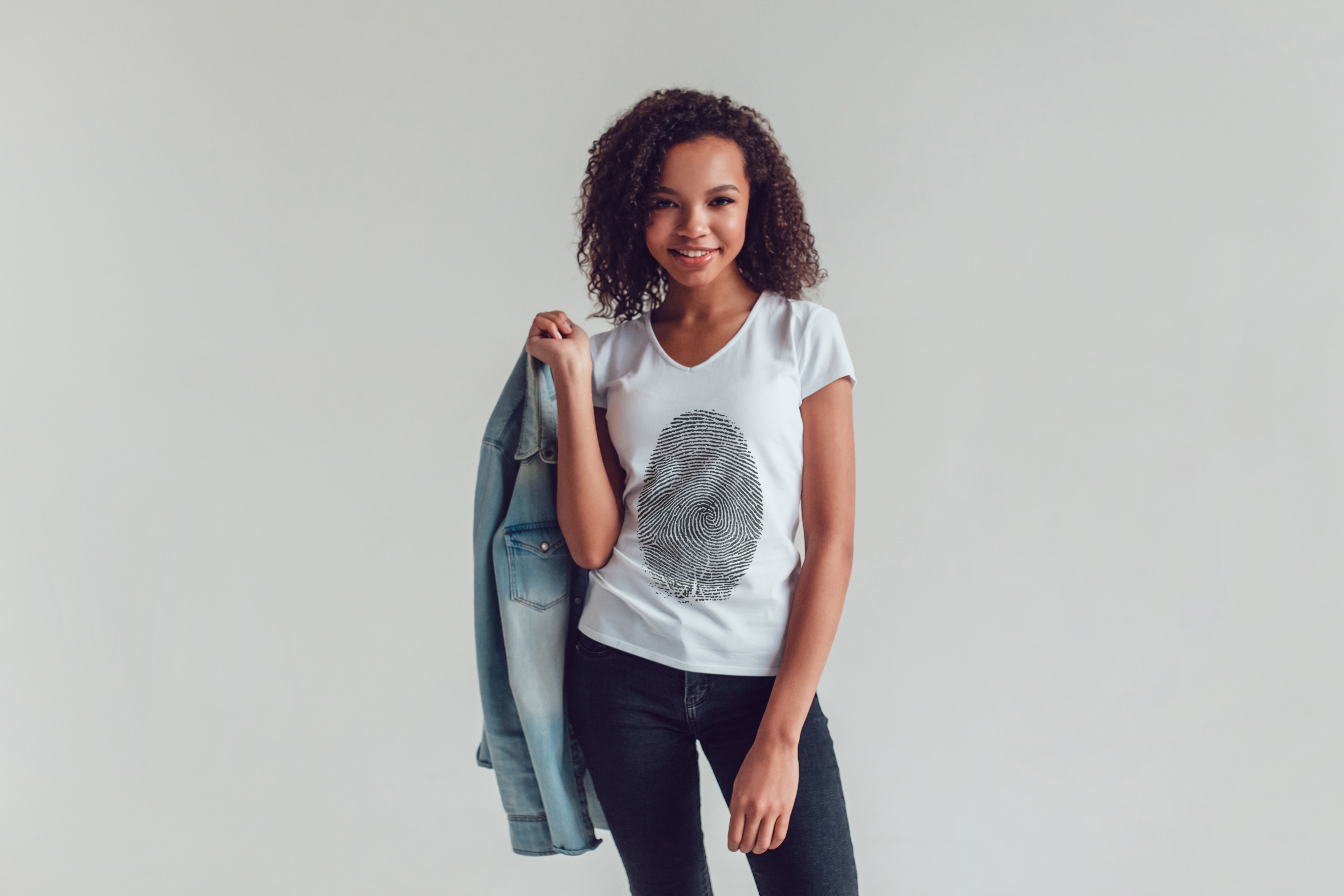 T-Shirt Mock-Up Vol.20 2017 example image 8