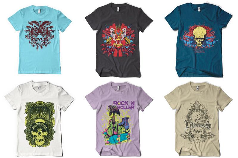 100 T-shirt Designs Vol 4 example image 14