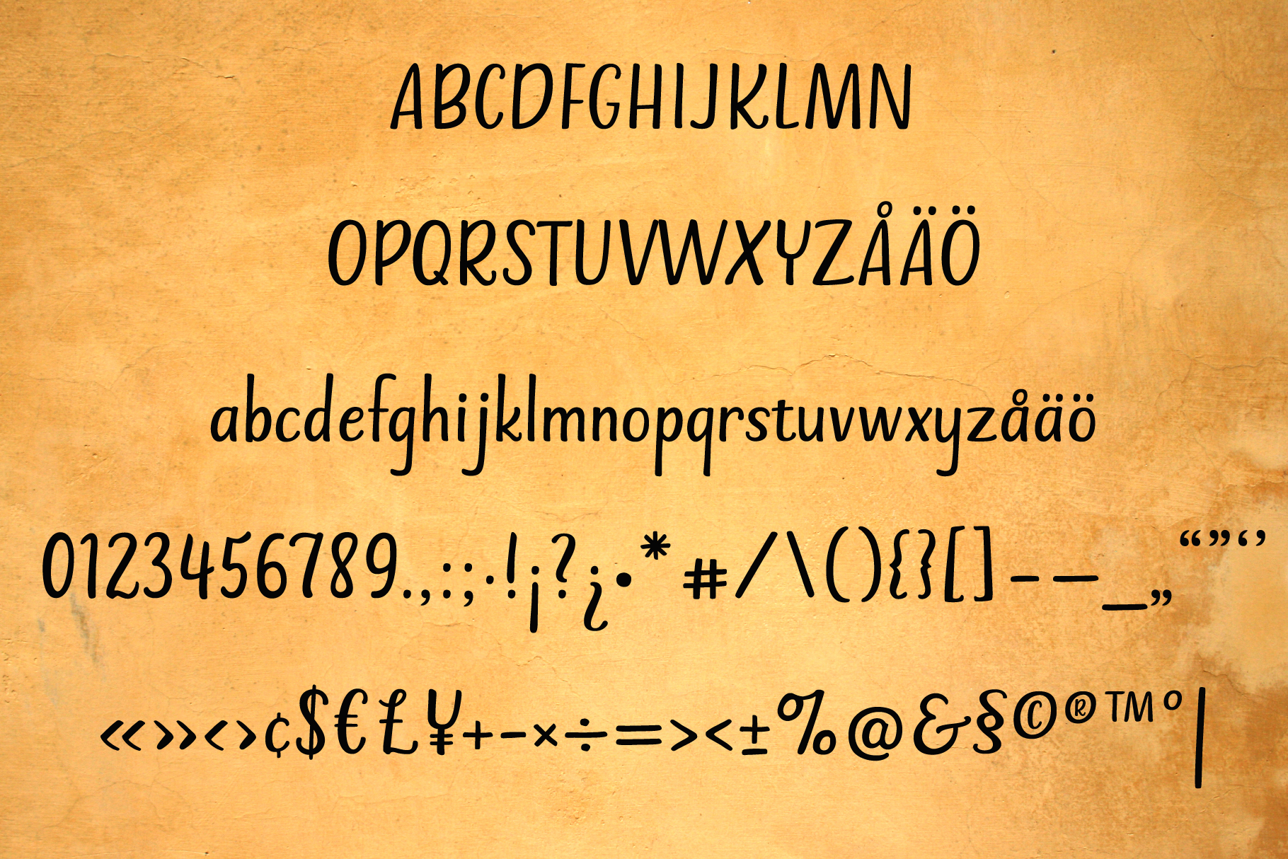 Indigo Love a Sans Serif Font example image 8