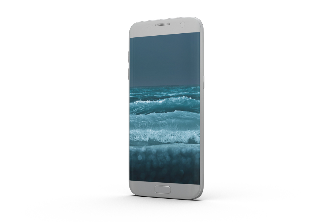 Samsung Galaxy S7 Edge Mockup example image 9
