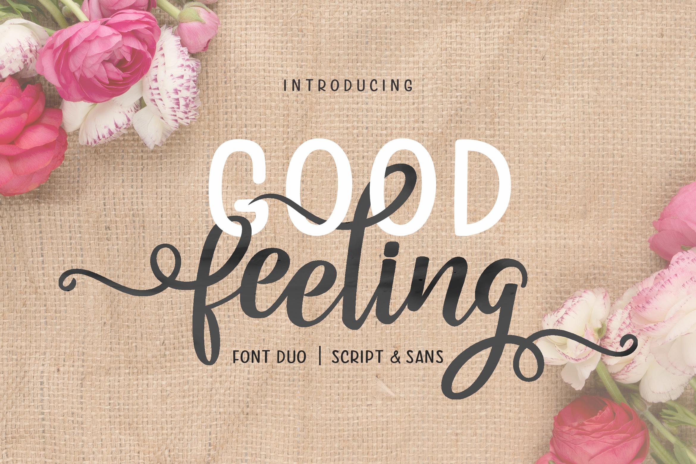 Good Feeling Duo example image 1