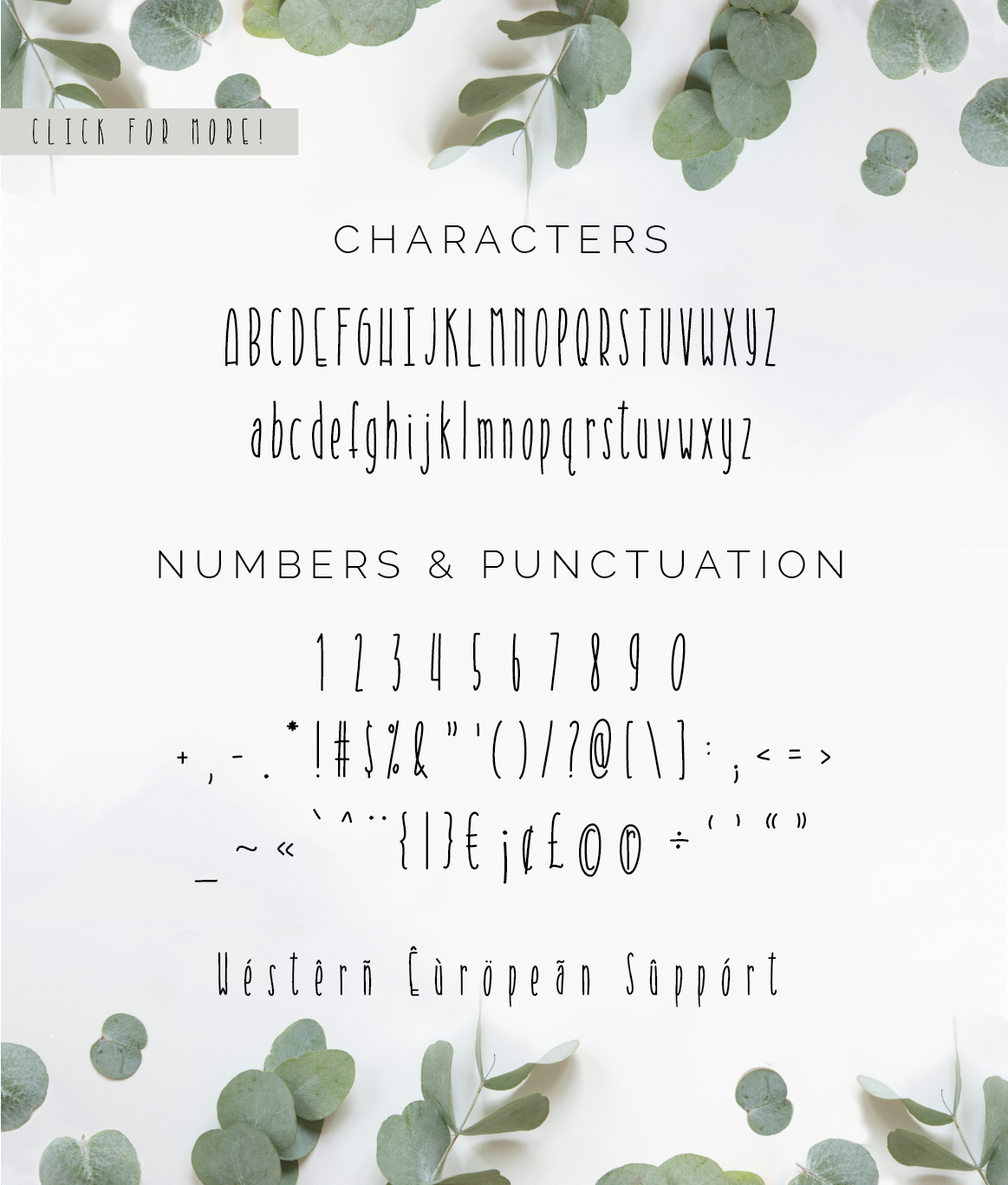 Gentle Giant Condensed Font example image 7