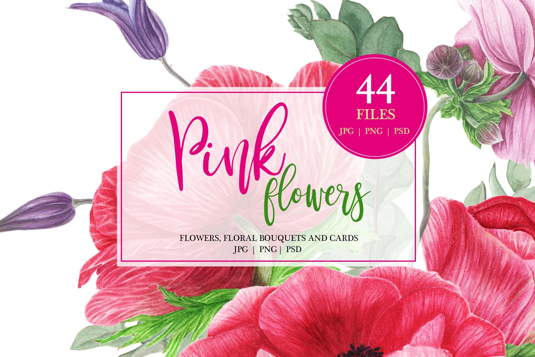 Flowers bundle example image 3