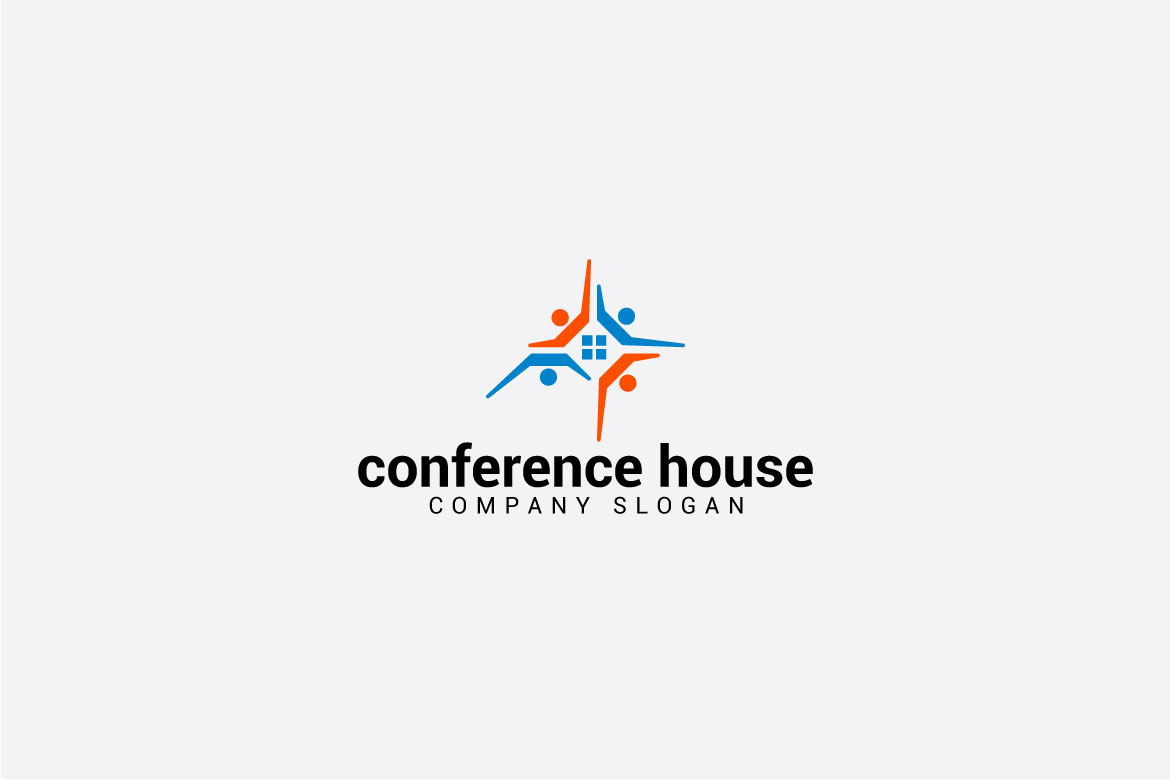 conference house logo example image 2