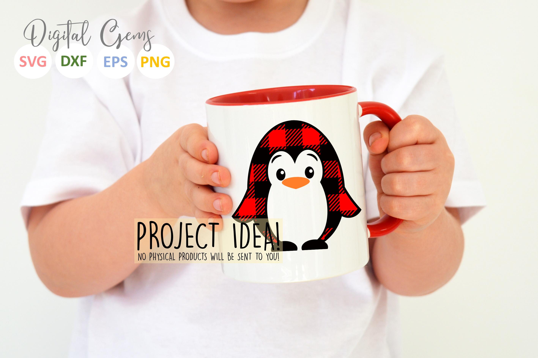 Plaid Penguin design example image 4