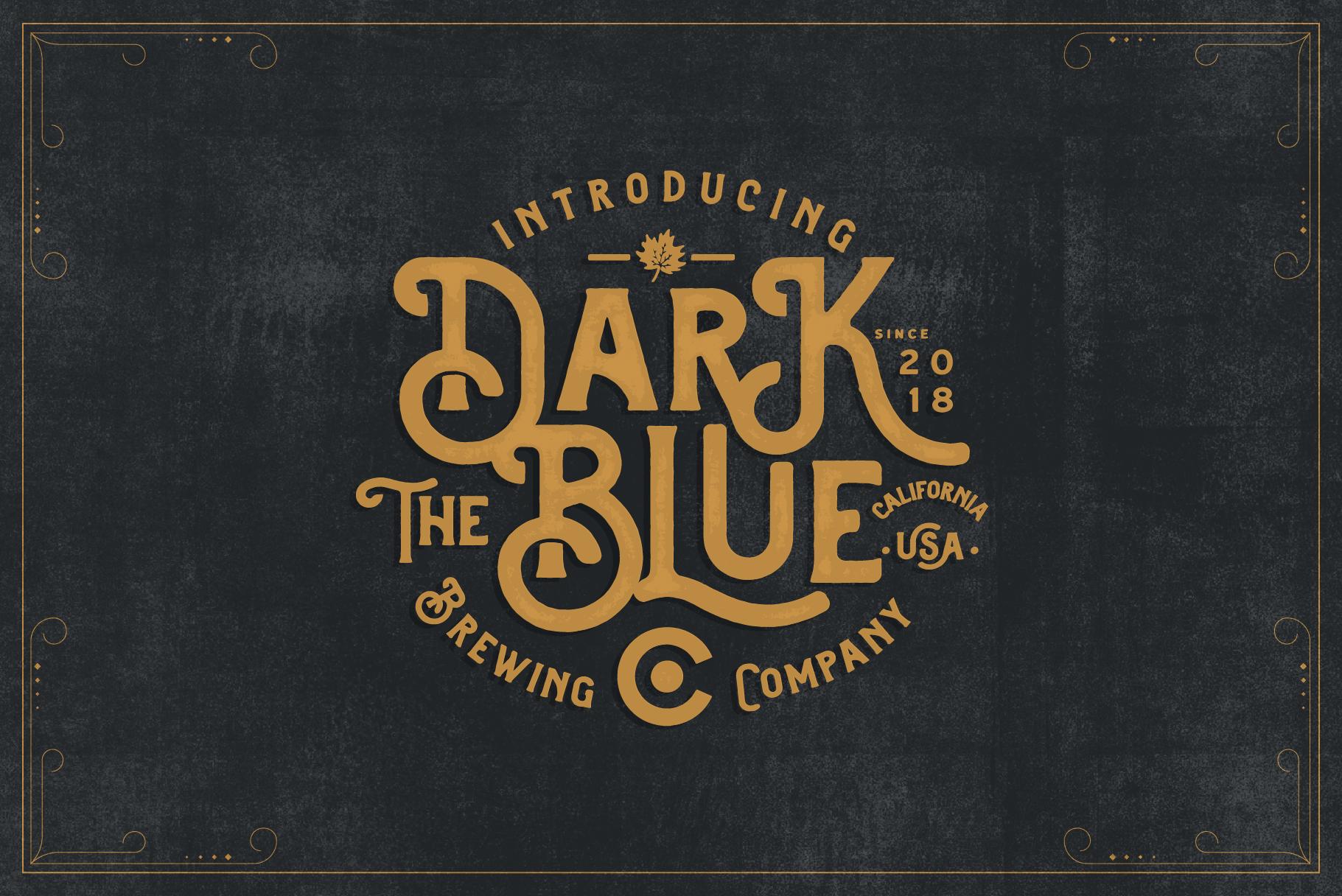 Brewski - Brewery Typeface example image 2