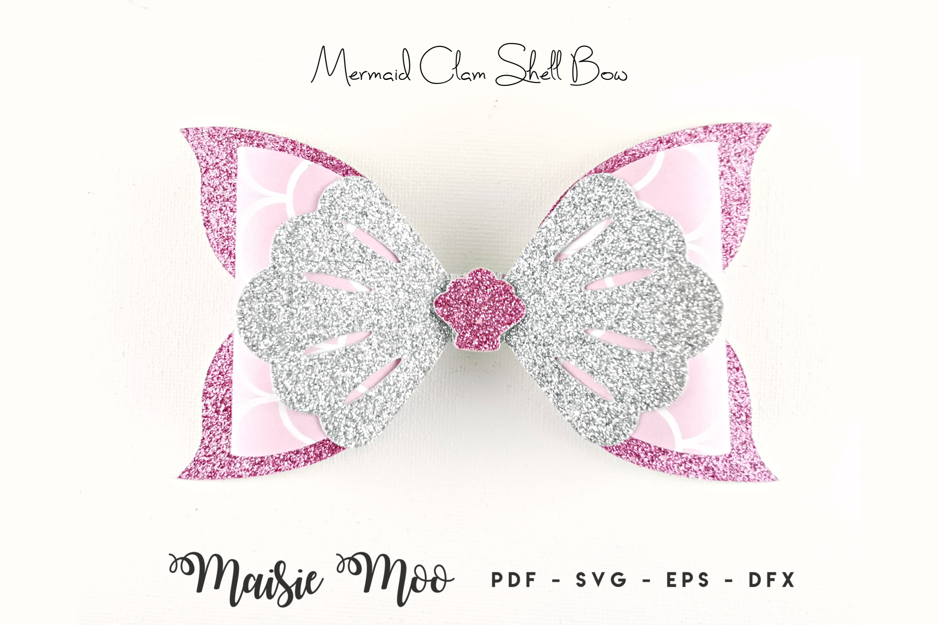 It is a graphic of Free Printable Hair Bow Templates for easy
