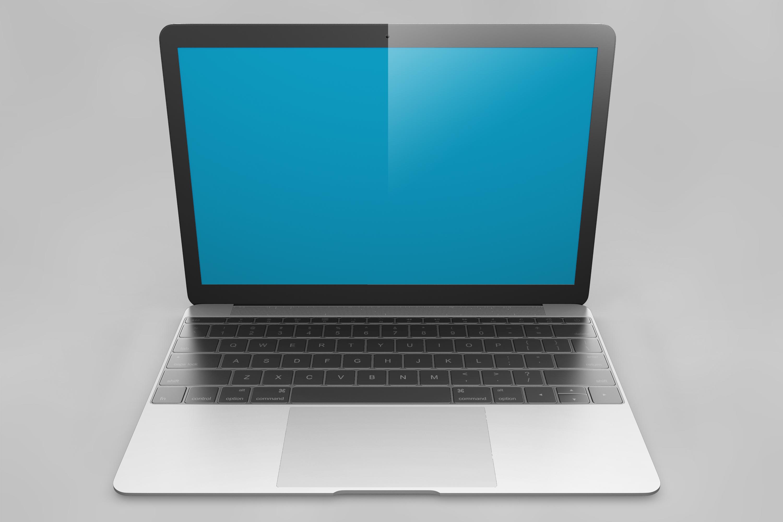 MacBook MockUp example image 6