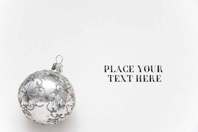 10 Stock photo mix Bundle flatlay Holiday decor mock up Holiday festive New Year Christmas  example image 7
