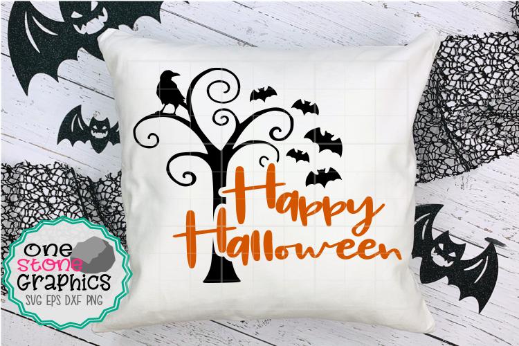 Halloween svg,bat svg,halloween cut file,pillow case svgs, example image 1