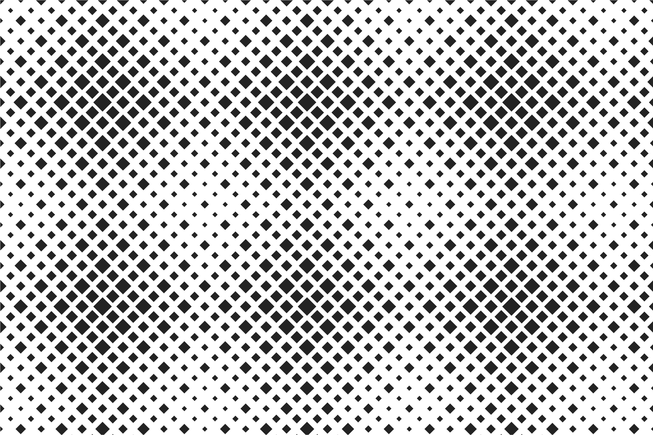 Halftone seamless patterns example image 9