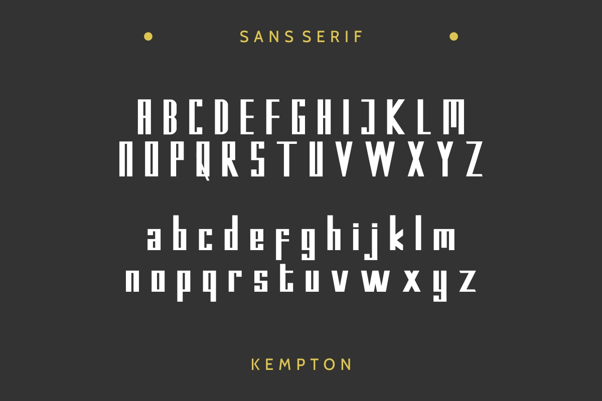 Kempton example image 5