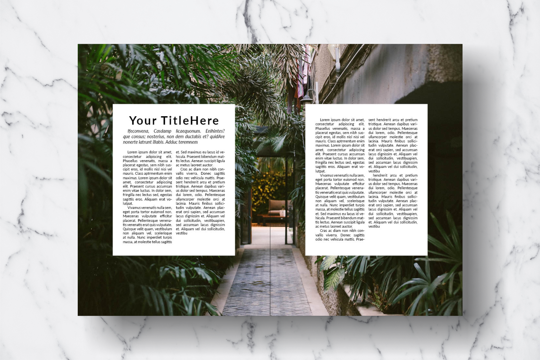 Magazine Template Vol. 15 example image 7