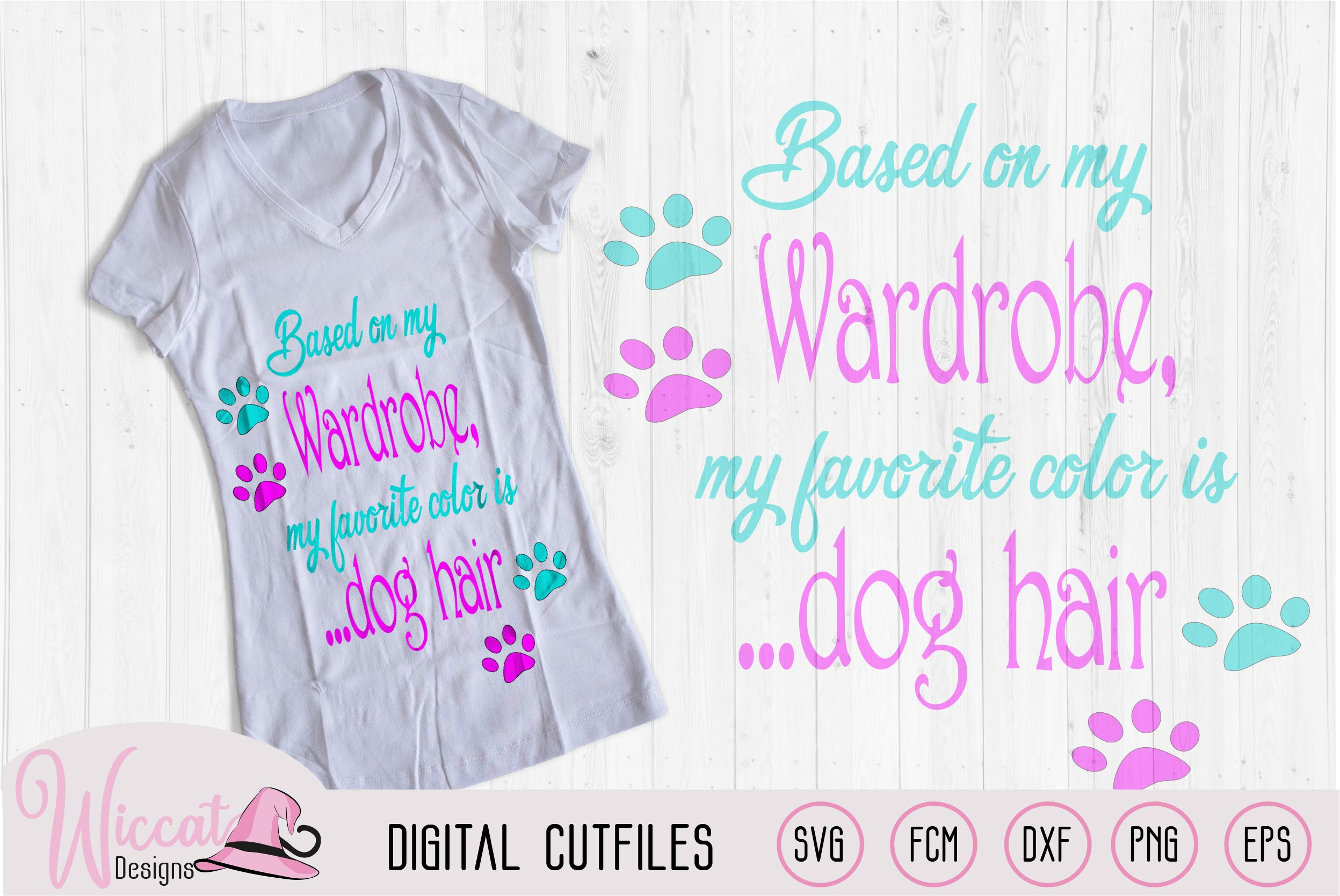 Dog quotes Bundle, Dog trainer, coffee and dog hair example image 3