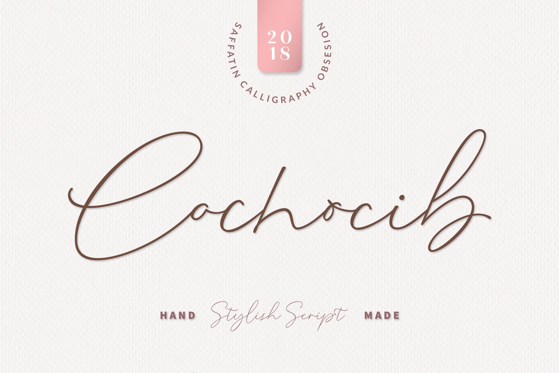 Cochocib Script example image 1