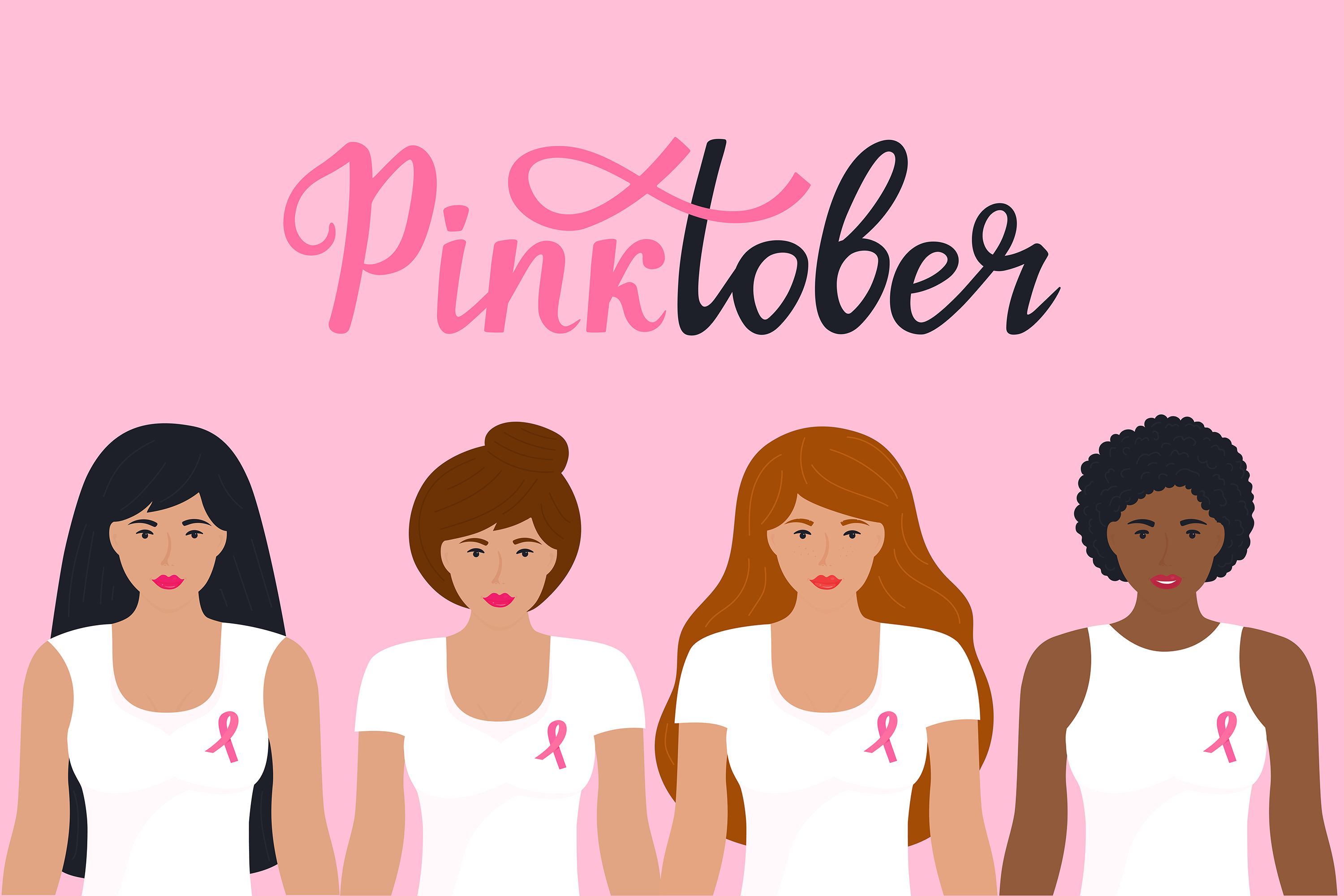 National Breast Cancer Awareness Month. example image 4