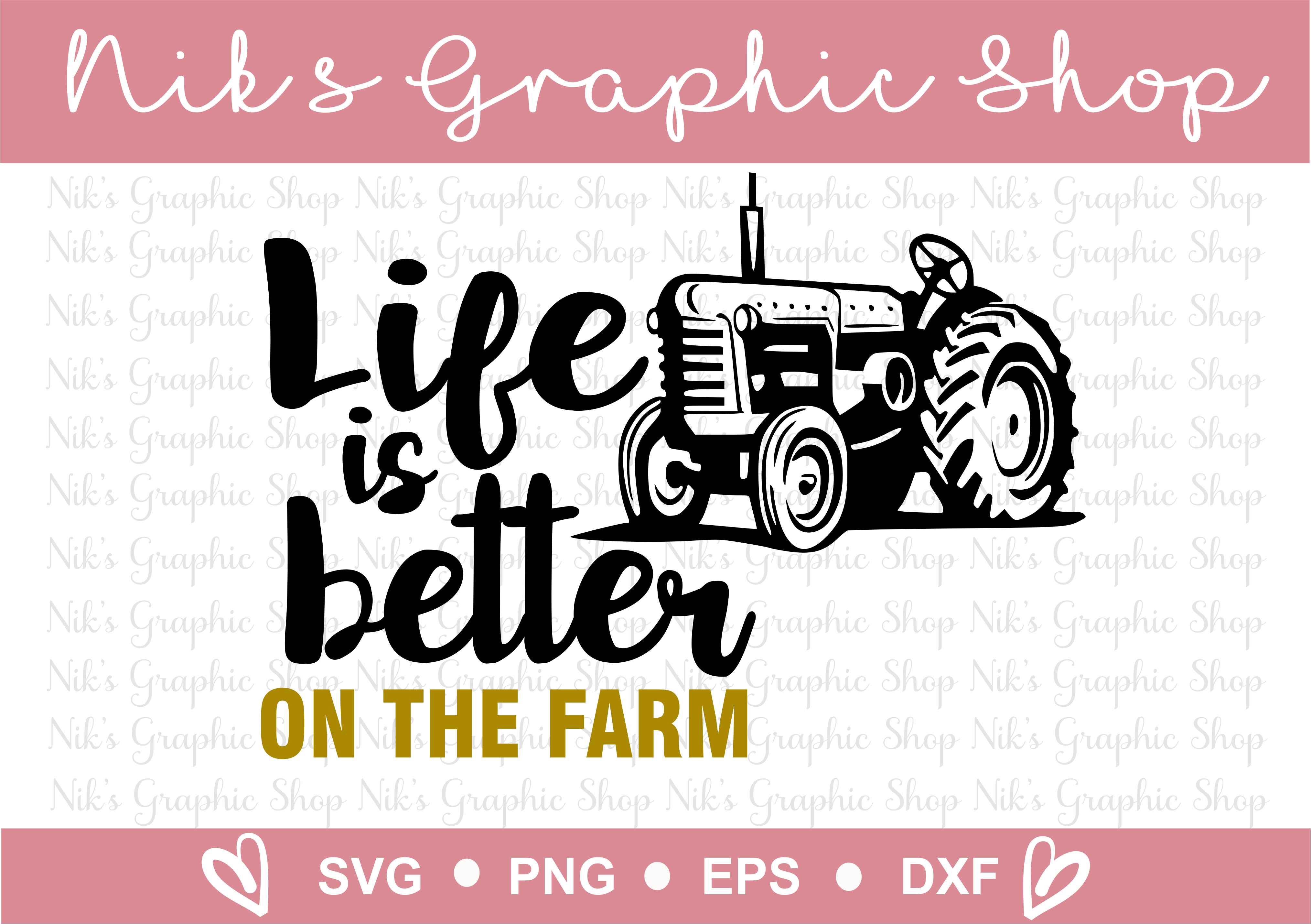 Farm Svgs, Farmers Svgs, Farmers Daughter Svg, Farm sweet example image 10