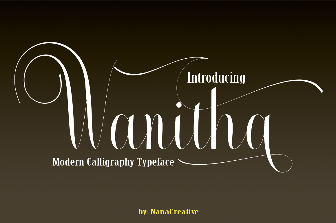 FONT BUNDLE COLLECTION 2019 example image 3