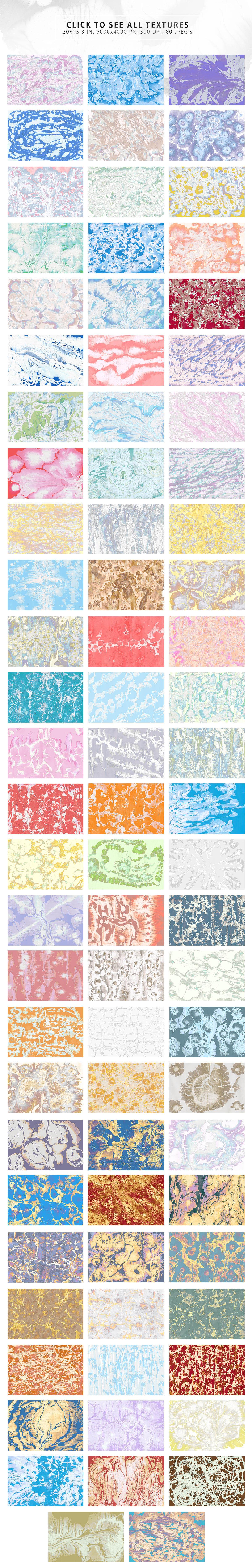 Wet Paint Textures Vol. 1 example image 10
