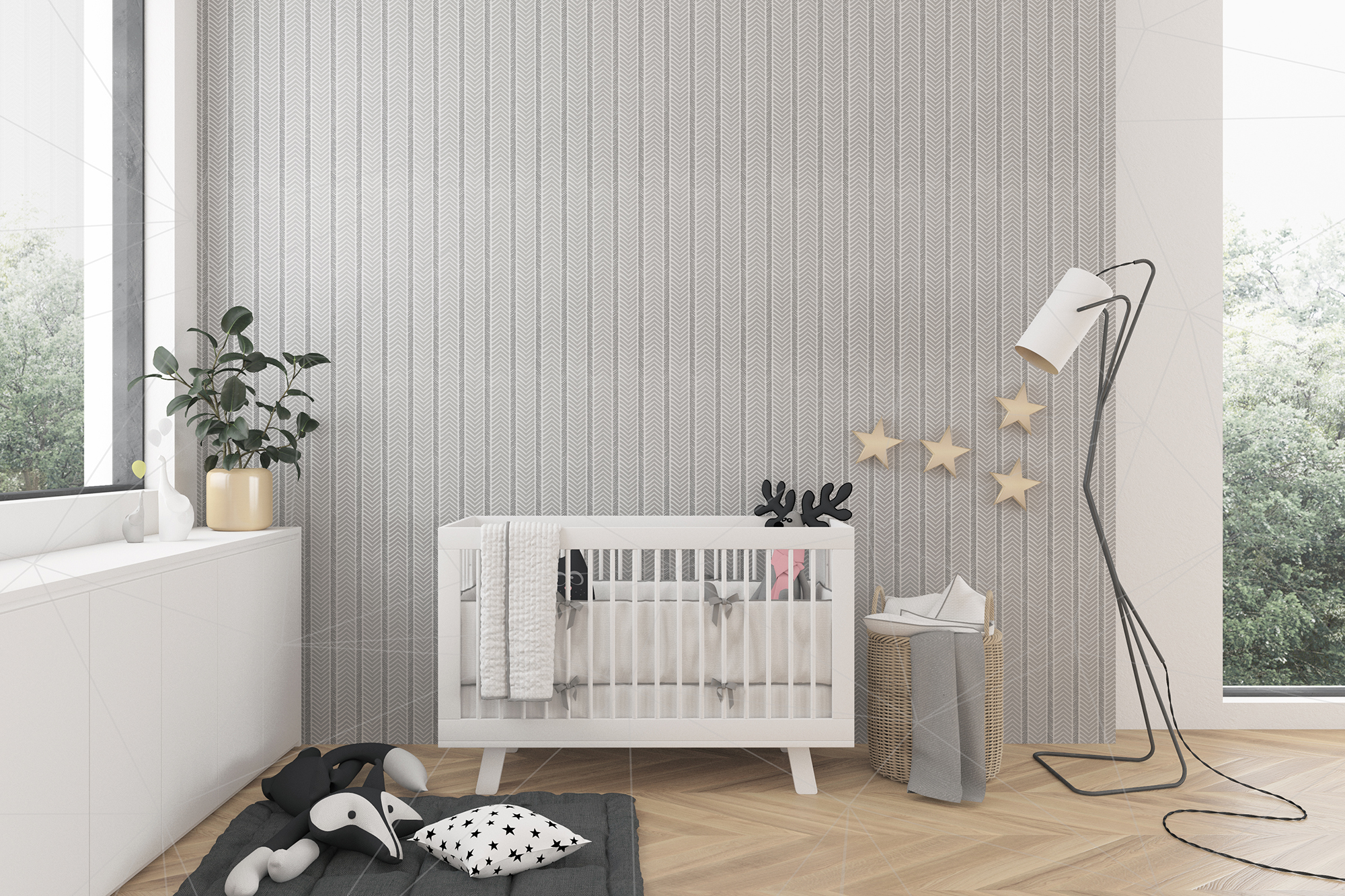 Nursery interior bundle - 10 images 60 off example image 6